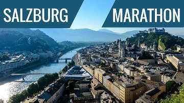 Salzburg Marathon   Strecke & Besonderheiten