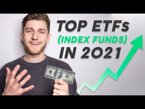 TOP 5 ETFs (Index Funds) to BUY in 2021