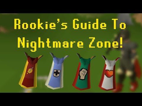 Rookie's Guide To Nightmare Zone! (January 2019) 99 Strength/Attack/Defence!!
