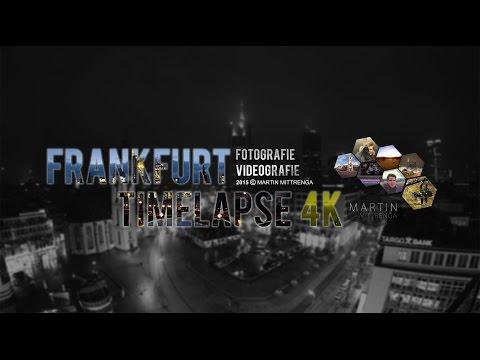 FRANKFURT TIMELAPSE [4K]