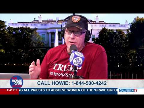 The Howie Carr Show | Ann Coulter