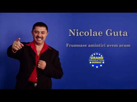 Nicolae Guta - Frumoase amintiri avem acum (Official Track)