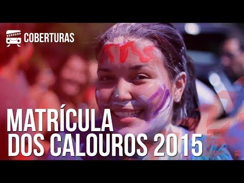 Coberturas | Matrícula dos Calouros de Rádio e TV 2015 (Unesp Bauru)