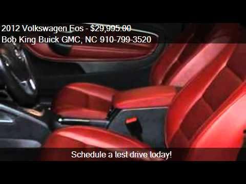 2012 Volkswagen Eos Lux - for sale in Wilmington, NC 28403