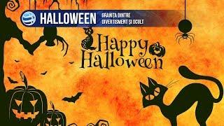 Realitati si perspective 61 - Halloween - granita dintre divertisment si ocult - Fanel Serban
