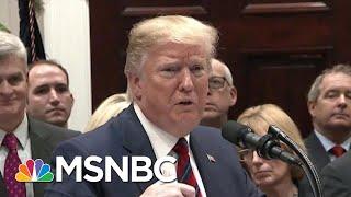 Dem On Hidden Trump Tax Returns: 'Put Them In Jail All The Way' | The Beat With Ari Melber | MSNBC