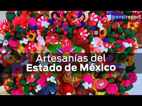 Artesanías del Estado de México