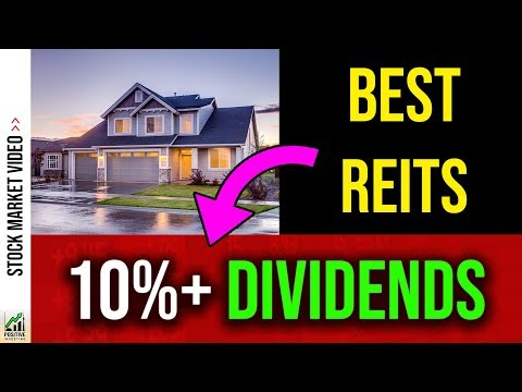 High Dividend REITs (That Pay You 10% Or MORE) 😱