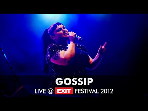 GOSSIP Live @ Exit Festival 12 July 2012