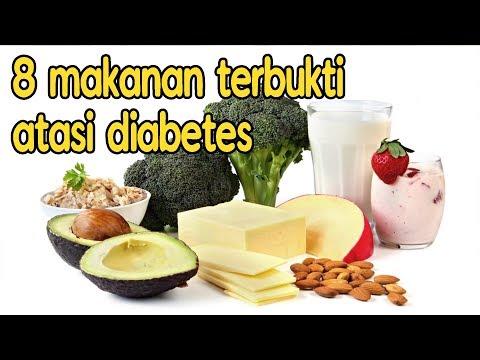 8 Jenis Makanan Super Untuk Atasi Diabetes
