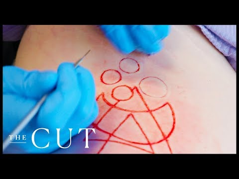 Radical Beauty: Cutting