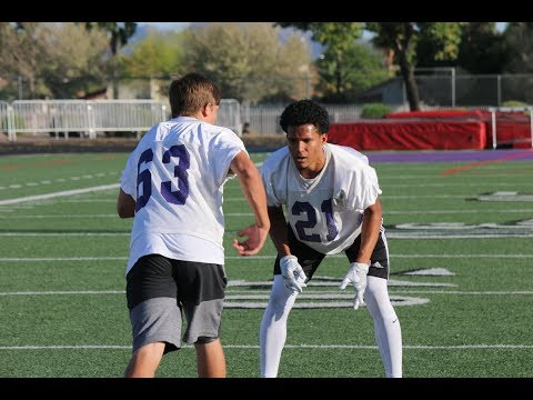 Solomon Enis Ready To Lead North Canyon Football