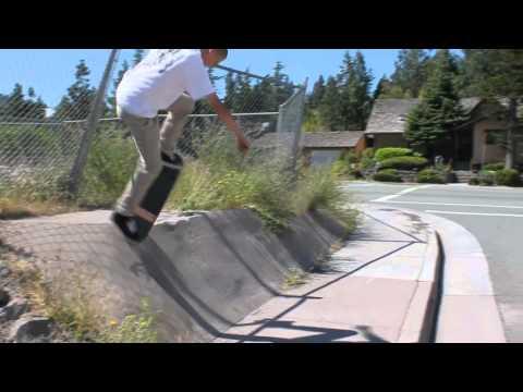 Sasquatch Skateboards- California vacation/Sasquatch invasion prt 1