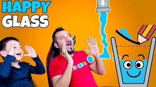 EGEMEN KAAN BU OYUNU ÇÖZDÜ! | HAPPY GLASS OYNUYORUZ (23-36)