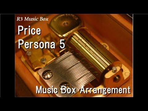 PricePersona 5  Box