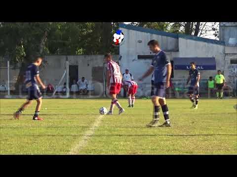Gol de Francisco Sarchi ( parcial La Salle 1   Unión 1) Apertura Juan Carlos Leoni