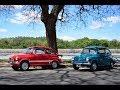 DOS FIAT 600 E 1970  - ORIGINAL Y PERSONALIZADO - PARTE 1.