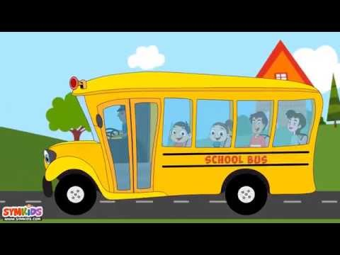 Wheels On The Bus, Train ABC song, Train 123 Song and more Nursery Rhymes