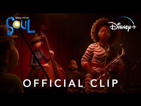 Get A Suit Clip | Disney and Pixar's Soul | Disney+