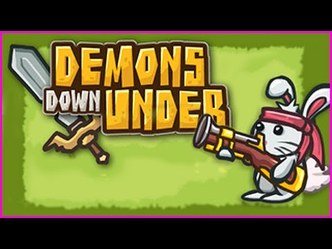 Demons Down Under Walkthrough