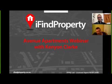 Interview with the developer - The Avenue Apartments with Kenyon Clarke