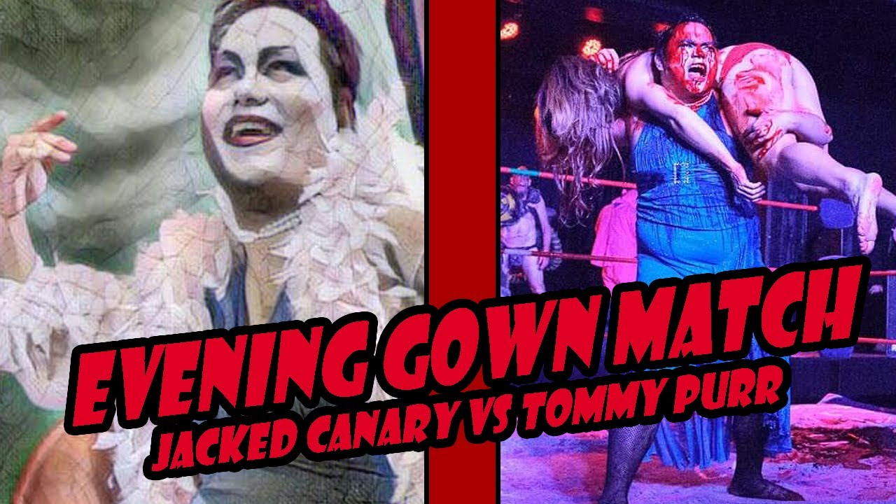 Evening Gown Match - Tommy Purr Vs The Jacked Canary - YouTube