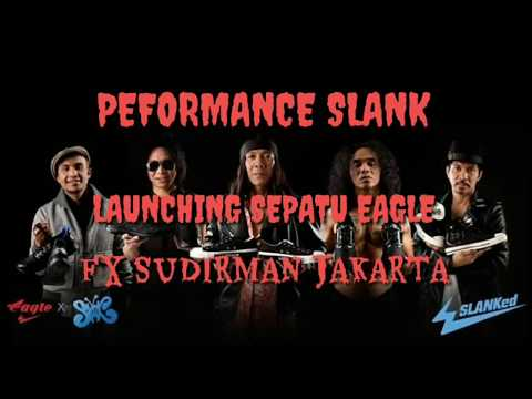 PEFORMANCE SLANK LAUNCHING SEPATU EAGLE FX SUDIRMAN JAKARTA