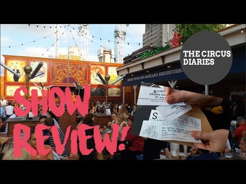 vlog---briefs:-close-encounters-||-review