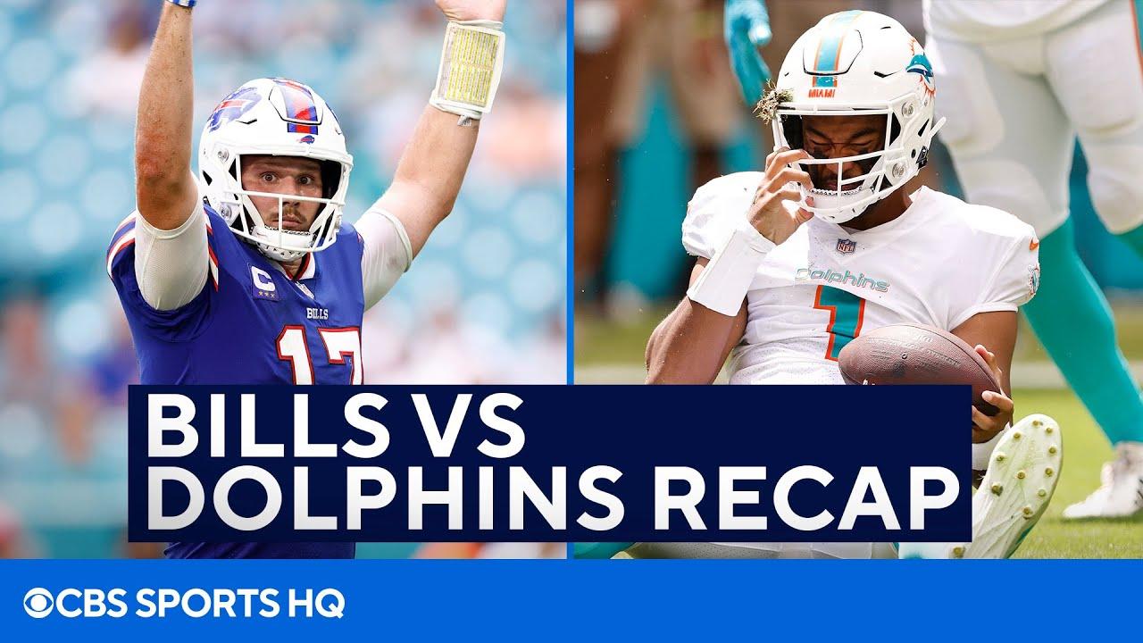 Week 2 NFL Injury Recap & Analysis: Tua Tagovailoa injures ribs ...