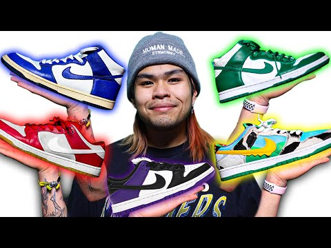 HOW TO PROPERLY STYLE COLORED SNEAKERS