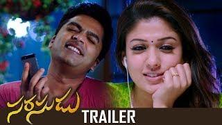 Sarasudu Movie Theatrical Trailer | Simbu | Nayanthara | Andrea