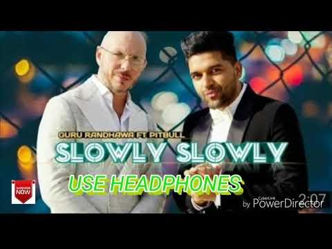 Slowly Slowly MP3 Song ( 8D Audio Track )  - #SHASHANK MISHRA