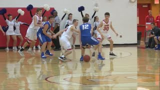 Daniel Boone outlast Unicoi Co. in the Hall of Fame Classic