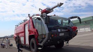 ♝ 陸上自衛隊車両 ローゼンバウアー社 パンサー 化学消防車    Rosenbauer Panther