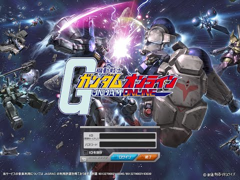 Mobile Suit Gundam Online gameplay~~~ZEON #37 ft. MSM-07N Ra