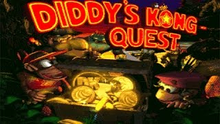 Donkey Kong Country 2: Diddy's Kong Quest - Domingo de Folga !!!
