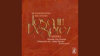 Missa Hercules Dux Ferrariae: IV. Sanctus