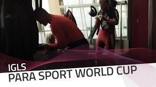 Igls | The World Cup tour moves to Austria | IBSF Para-sport Official