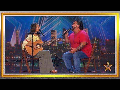 Tiene 3 años, cáncer y sus padres le dedican esta canción | Audiciones 3 | Got Talent España 2019
