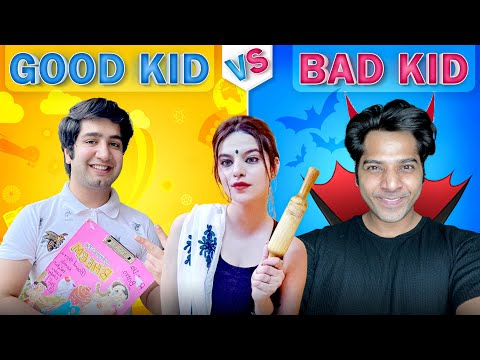 Good Kid vs Bad Kid || JaiPuru