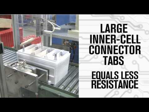 Making Interstate MT7 AGM Batteries