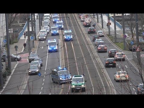 EHu-Zug BePo Wuppertal in Bonn