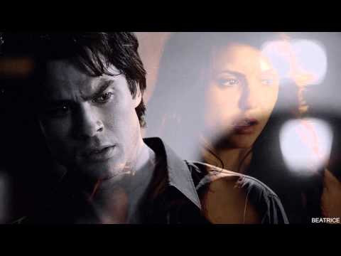 when does damon and elena start dating