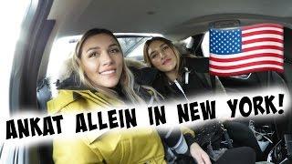 ANKAT ALLEINE IN NY! | AnKat