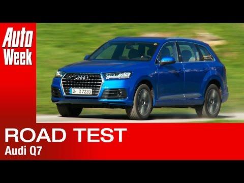 Audi Q7 [2015] - AutoWeek review - English subtitled