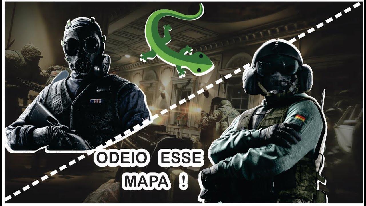 9ffabad5f EU SOU UMA LAGARTIXA - Rainbow Six Siege - YouTube