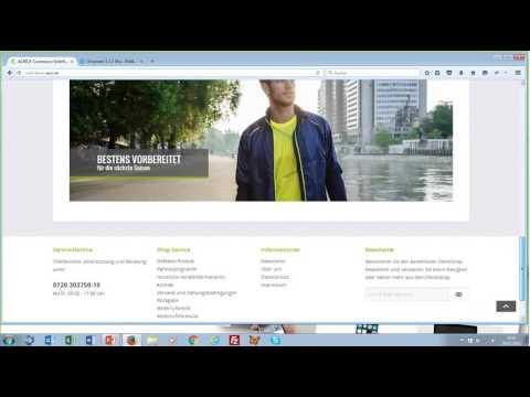 Zukunftsweisende Shopware Webshops von ACRIS für Ihr eCommerce Projekt