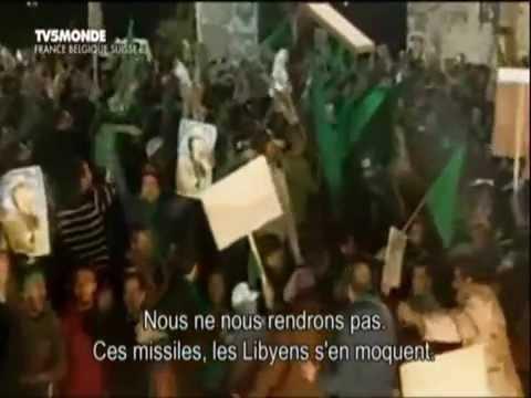 Les vraies raisons de la guerre en Lybie : Voici pourquoi l'Occident veut tuer Kadhafi
