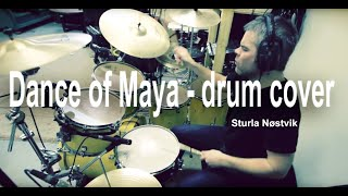 Drum cover - The Dance of Maya