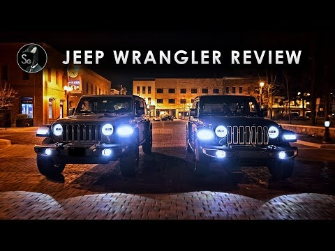 2019 Jeep JL Wrangler Review  Trying To Understand